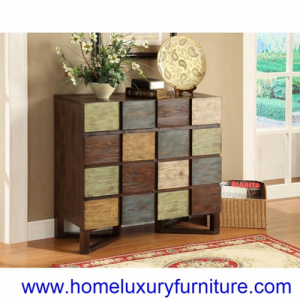 Entrance tables console table wooden table decorations living room ...