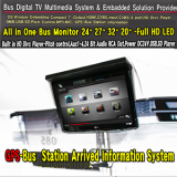 Bus Monitor-32 inch bus LED  FullHDTV