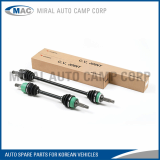 All Kinds of CV Joint for Korean Vehicles - Miral Auto Camp Corp
