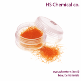 EYELASH EXTENSION - ORANGE COLOR EYELASH