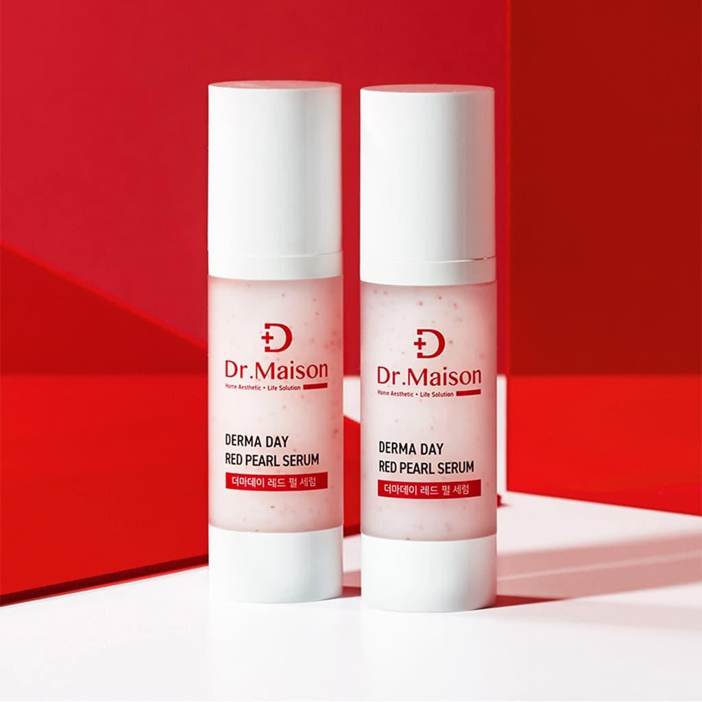 Derma Day Red Pearl Serum_Skin Care_