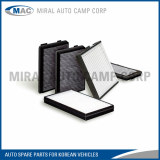 All Kinds of Cabin Filters for Korean Vehicle - Miral Auto Camp Corp