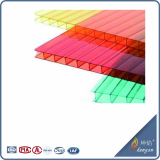 Multi Layers Heat Insulation Polycarbonate Sheet