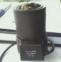 4mm F1.2 DC Aperture Motor Gathered CCTV Lens