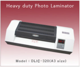 Pouch Laminator/6Roller System DLIC-320(A3 Size)