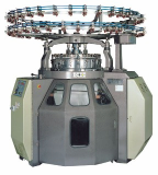 Poly Pile Circular Knitting Machine