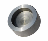 duplex stainless ASTM A182 F55 threaded cap