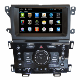 Best Wince 2Din DVD Car System Ford Edge 2014