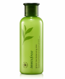 Innisfree greentea balancing skin made in korea cosmetics