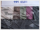 Rayon/Polyester Blend Crimp/Printing S/S Fabric