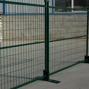 Temporary Portable Removable Welded Wire Mesh Fence From