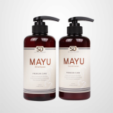 SD HAIR MAYU-HORSE OIL- SHAMPOO - CONDITIONER