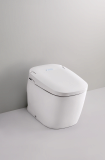 Bidet integrated toilet _SMARTLET 8000_