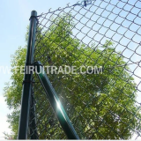 Used chain link fence hot sale
