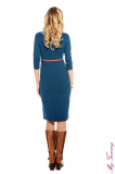 maternity wear maternity dress Carla back.jpg