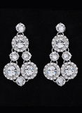 Korean Fashion Jewelry Earrings -5008-02-EA-