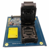 BGA316 SSD test socket adapter BGA316 TSOP48 Hard disk adapt