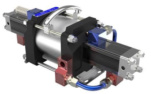 High pressure pumps - Air Driven water pumps, Gas Booster