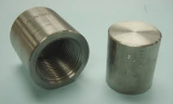 duplex stainless ASTM A182 F50 threaded cap