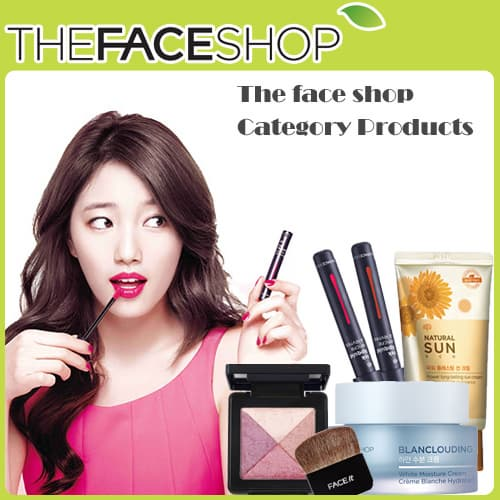 Face shop makeup