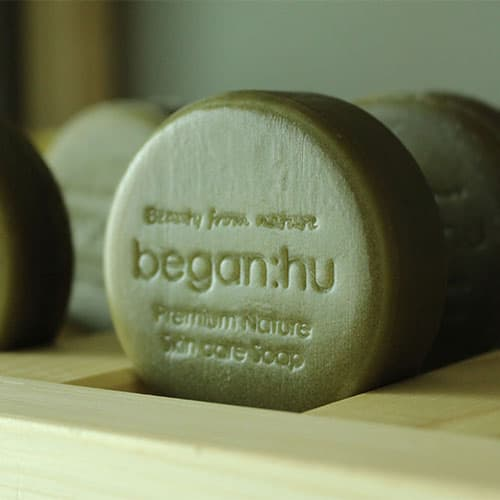 beganhu Lotus Tone Care soap
