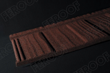 Stone Chip Coated Steel Roof Tiles_WOOD