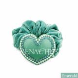 Sweet Heart ponytail holder