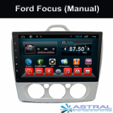10_1 Inch Car PC Ford Focus _Manual_ 2 Din Radio Bluetooth