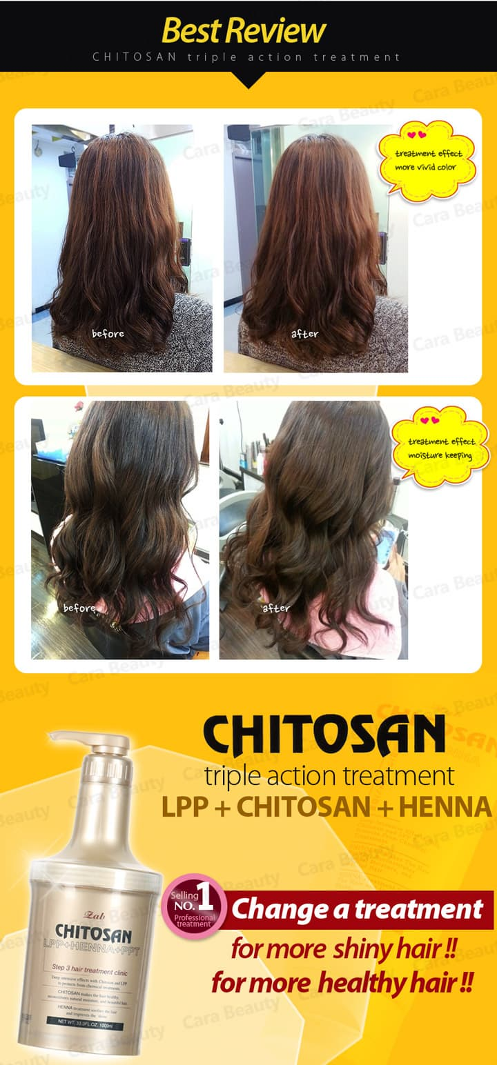 Zab Chitosan Treatment