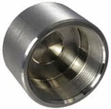 duplex stainless ASTM A182 F48 threaded cap