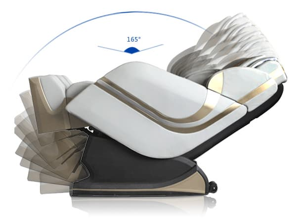 Hot Selling 3D Zero Gravity Massage Chair Ventilation System