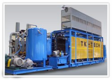 Automatic EPS Foam Block Molding Machine(Horizontal type)