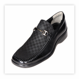 Men's Genuine Leather Dress Shoes / MES221