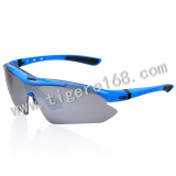 PC frame polarized lens cycling sunglasses sport sunglasses