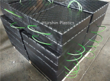 plastic outrigger pads for crawler cranes