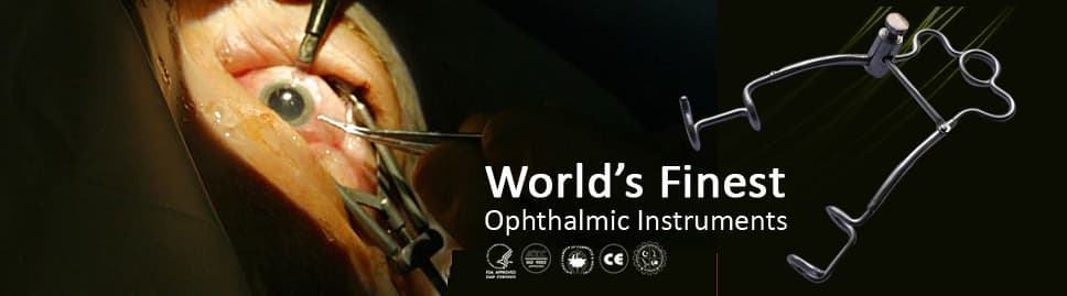ophthalmic instruments manufacturing company   tradekorea