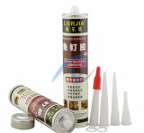 Empty Caulking Cartridge for Adhesive