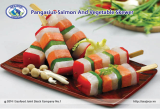 Seajoco_Pangasius Salmon And Vegetable Skewer