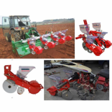 Jang Tractor_Walking Tractor Seeder _ JDT_4 for corn_ bean_