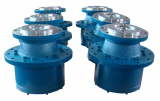 wheel drive gearbox (RTD, RWD series)