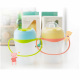 Baby-s well fitted STRAW CUP