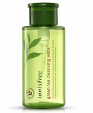 Innisfree green tea cleansing water cleanser korea cosmetics