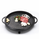 Marble Coating Grill and stew pot