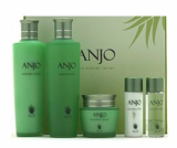 [KOREAN] ANJO ALOE MOISTURE GIFT 3 SET