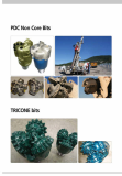 Sell [Mining,Exploration,Coring,Drilling] PDC Bits, Tricone bits