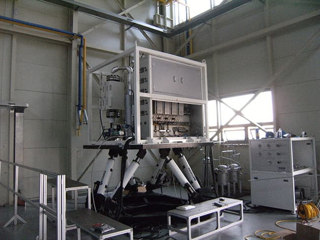 Onsite Hydrogen Generator _Natural Gas_