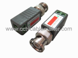 cctv video balun,1 Channel Passive Video Transceiver