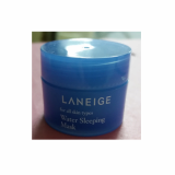 Laneige samples water sleeping mask pack 15ml