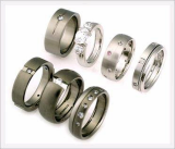 Titanium Rings, Jewelry