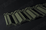 Stone Chip Coated Steel Roof Tiles_ZISSEN